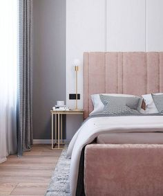 Nightstands, beds, side tables, cabinets or armchairs are some of the luxury bedroom furniture tips that you can find. Every detail matters when we are decorating our master bedroom, right? Gold Bedroom, Bedroom Decor, Master Bedroom, Velvet Bedroom, Contemporary Bedroom, Modern Bedroom, Luxury Bedroom Furniture, Luxurious Bedrooms, Beautiful Bedrooms