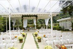 Maison Paineiras - Decoração de casamento