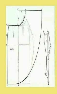 54 Ideas Sewing Dress Patterns Dressmaking For 2019 Skirt Patterns Sewing, Clothing Patterns, Sewing Clothes, Diy Clothes, Pola Rok, Pattern Draping, Bra Pattern, Modelista, Fashion Sewing