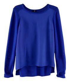Sweater Loose-knit jumper