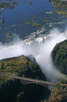 Victoria Falls helicopter tours Travel inspiration for Victoria Falls Zimbabwe Vacations To Go, Vacation Spots, Africa Destinations, Travel Destinations, Autumn Photography, Travel Photography, Largest Waterfall, Helicopter Tour, Beautiful Sites