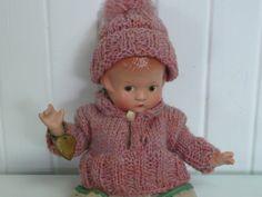 1930s Patsyette Effanbee Doll