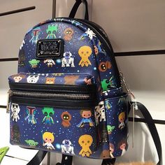 Even More New Loungefly 'Star Wars' Bags Have Been Revealed