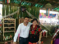 Roberto Monroy Secretario de Turismo del Estado de Michoacán.