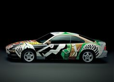 A new book documents the history of BMW's Art Cars and the 17 artists who transformed the Bavarian car company into the leader of merging engineering with the avant-garde.
