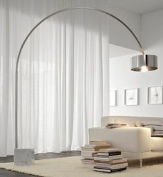 Looking for Contemporary Floor Lamps? View Contemporary Floor Lamps and get ideas for Contemporary Floor Lamps. Information on local Contemporary Floor Lamps showrooms. Curved Floor Lamp, Arc Floor Lamps, Cool Floor Lamps, Antique Floor Lamps, Industrial Floor Lamps, Contemporary Floor Lamps, Modern Floor Lamps, Modern Contemporary, Modern Flooring