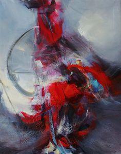 FRIDA ( mixed media on canvas - 81 x 65 )