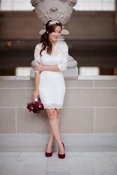 elaine + albert san francisco city hall wedding - Em the Gem