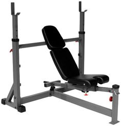 19% Off was $439.00, now is $357.32! XMark FID Olympic Weight Bench XM-4423