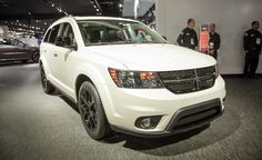 2013 Dodge Journey Blacktop