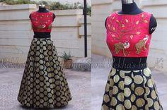 Please email/inbox us for price details.DRESS CODE: D321EMAIL: rekhas.houseofcoutures@gmail.comPh: +91-40-65555133Instagram : @rekhas_couture rekha s by kirthanasunil hyderabad designerwear designer lehenga dress 10 February 2017