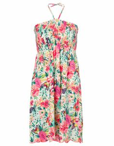 Garden Floral Dress | Multi | Accessorize