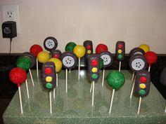 cake pops for the car mechanic :-)