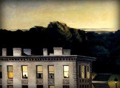 Edward Hopper - House At Dusk