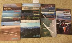 SOARING-MAGAZINE-LOT-OF-24-ISSUES-from-2002-and-2003