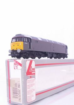 LIMA 205557 - OO GAUGE - BR DEPARTMENT PLAIN GREY CLASS 47 DIESEL No.47 315
