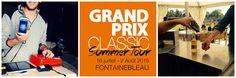 Yuflow Events - Article de blog, Grand Prix Classic - Fontainebleau, juillet 2015.