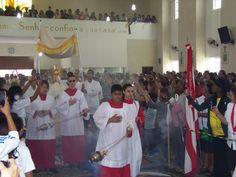 Viva a Santa Eucaristia!