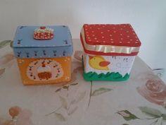 DIY - Como fazer Caixas de Garrafa Pet Decoradas - Segredos de Aline - YouTube
