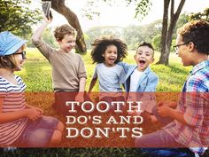 Heres a couple of dos and donts to maintain a healthy smile:  Do: brush your teeth twice per day for at least 2 minutes at a time.  Dont: drink a lot of sugary drinks like colas and fruit juice.  Do: floss your teeth daily to remove debris from between teeth.  Dont: eat a lot of sticky or hard candy which can damage enamel. - White & Johnson Pediatric Dentistry | Wilmington NC | www.growinggrins.com