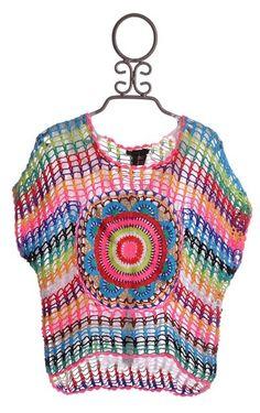 Fabulous Crochet a Little Black Crochet Dress Ideas. Georgeous Crochet a Little Black Crochet Dress Ideas. Crochet Art, Crochet Woman, Crochet Cardigan, Knit Or Crochet, Crochet Doilies, Crochet Stitches, Crochet Tops, Crochet Designs, Crochet Patterns
