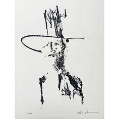 "Limited Edition Print, ""Poncho"" // whitesmercantile.com"