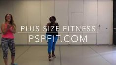I LOOOOVE this!!! Plus Size Workout Video | Come Get it Bae