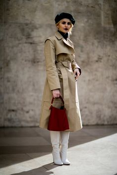 Paris Fashion Week Street Style Fall 2018 Day 7 - The Impression