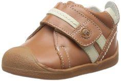 Cuquito Cuquito Toddler Crawling Strap Boot – Zapatos primeros pasos de cuero para niño