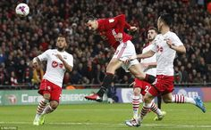 Ibrahimovic thumped home a header with less than five minutes remaining, with the goal sec...