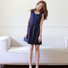 3e01033c245 Check out the Tmart link on MomTheShopper. Cotton DressesPure ProductsCute  OutfitsKorean StylePatternClothesFreshSlimKorean Fashion