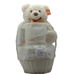 Welcome Home Baby Gift Basket Unisex