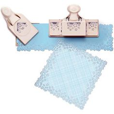 @Overstock.com - With these creative sets designed by Martha Stewart you can now punch a continuous pattern around any size paper or cardstock. Set includes one edger punch and one corner punch. http://www.overstock.com/Crafts-Sewing/Martha-Stewart-Wild-Flowers-Edge-Punch/5592369/product.html?CID=214117 $23.03