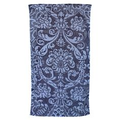 "FRESCO TOWELS ROYAL DAMASK  Fresco Towels is a company engaged in the designed and production of luxury artistic towels. Created by a family of artisans with extensive experience in the textiles industry. The products meet the highest standards of quality. 	 Turkish cotton 	Bath Towel: 30"" x 56"""