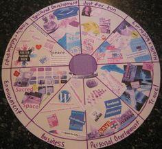 Oprah Vision Board Examples | vision board