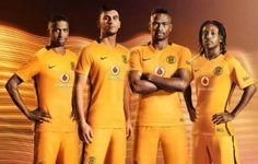 Camisas do Kaizer Chiefs Nike Kaizer Chiefs, Football Fashion, Soccer League, Team Wear, Sports Brands, Nike, Solid Black, Fitness, Shirts