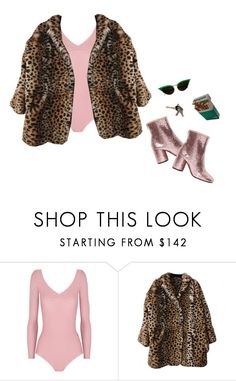 """""""dancin"""" by dxpressing ❤ liked on Polyvore featuring Ballet Beautiful, Isabel Marant, Maison Margiela and Avon"""