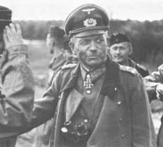 January 24, 1945: Hitler approves Panzer Leader General Heinz Guderian's plan to create a new, emergency army group to be known as Army Group Vistula. Bormann had suggested to Hitler that he give the Reichsfuehrer SS the command, knowing that the chances that Himmler, his rival, will distinguish himself are nonexistent. SS leader Heinrich Himmler, who has no operational talent or experience, is now appointed by Hitler to lead Army Group Vistula, the main function of which will be to oppose…