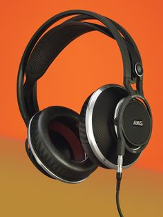 AKG's $2,000 Headphones Marry Sublime Sonics With Premium Materials | Gadget Lab | WIRED