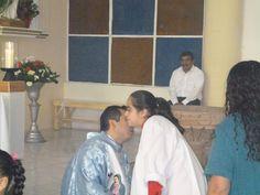 Junto a mis hermanos y hermanas vivimos este gran día de fiesta en honor a la Virgen de Guadalupe.