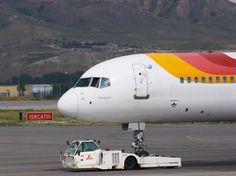 Boeing 757: Iberia Airlines