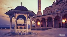 ABDULHAMITHAN CAMII by MUAZ MUHAISEN on 500px