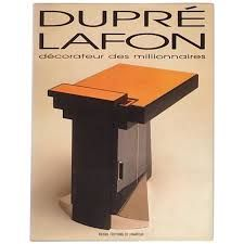 View this item and discover similar for sale at - Hard-cover, 208 page monograph on the French Art Deco designer and interior designer Paul Dupre-Lafon. Art Deco Furniture, Cool Furniture, Modernist Movement, Art Deco Table Lamps, Interior And Exterior, Interior Design, Modern Books, Lamp Cover, Mid Century Modern Design