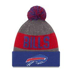 Buffalo Bills 2016 Sideline Bobble Knit: Buffalo Bills 2016 Sideline Bobble Knit  Become the #1 fan in the land when you get this…