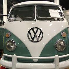 '63 Split Window VW bus
