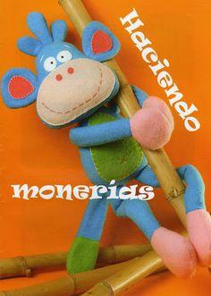 MUÑECOS Y JUGUETES DE TELA No. 63 - Marcia M - Álbuns da web do Picasa