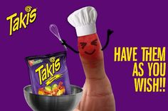 It's #Takis Tuesday!! Show us your #TakisFingers after having your perfect #snack!!