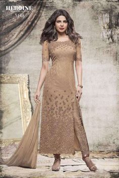 b14e21e6bb Designer Dress Indian Salwar kameez Anarkali Bollywood Pakistani Suit P  HRON 01. Designer Salwar Suits