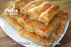 Baklava Yufkasıyla Patatesli Börek – Nefis Yemek Tarifleri