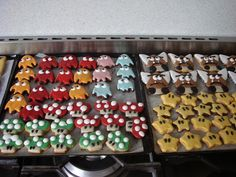 video game cookies I could probably do these